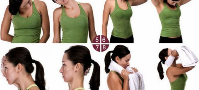 Самые эффективные упражнения от шейного хондроза