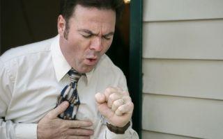 Может ли быть кашель при грудном остеохондрозе