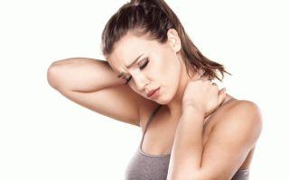 Список профилактических мероприятия против шейного остеохондроза