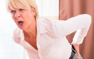 Что такое люмбаго с ишиасом и как лечить