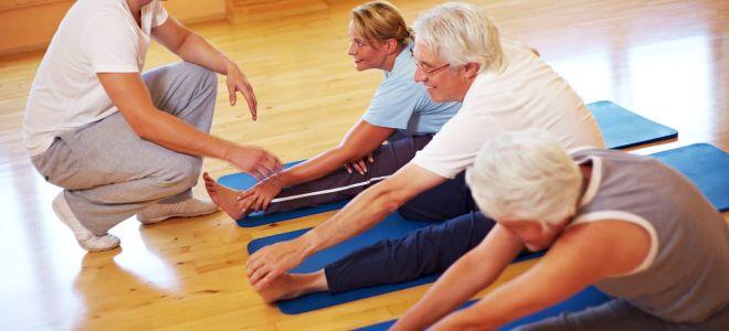 Упражнения и видео упражнений при остеохондрозе шейного отдела