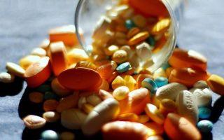 Список лекарств от головокружения при шейном остеохондрозе