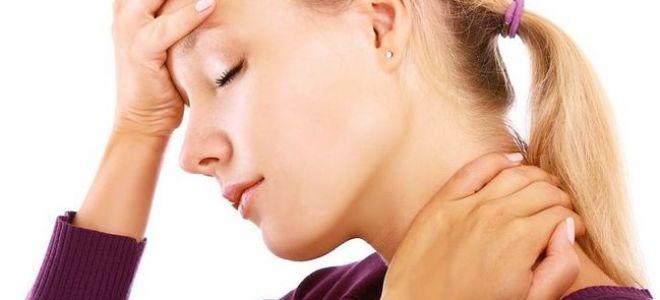 Взаимосвязь шейного остеохондроза и ВСД, симптомы и лечение шеи