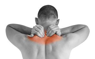 Оказание первой помощи при остром остеохондрозе
