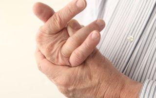 Симптомы и лечение остеохондроза пальцев рук