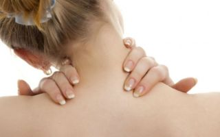 Симптомы и лечение остеохондроза 1 степени шейного отдела