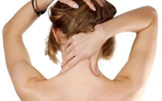 Как лечить шейный хондроз в домашних условиях
