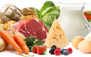 Правильное питание при остеохондрозе шейного отдела позвоночника