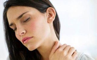 Что такое вертеброгенная цервикалгия, симптомы и лечение заболевания