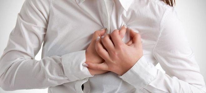 Боль в сердце при остеохондрозе