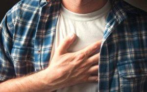 Межреберная невралгия симптомы слева
