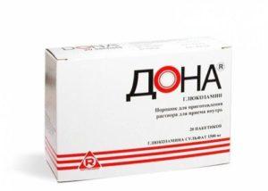 Изображение - Хондропротекторы для суставов препараты Dona_1-300x214