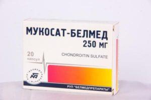 Изображение - Хондропротекторы для суставов препараты Mukosat_1-300x200