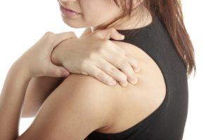 Хондроз плечевого сустава