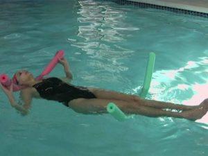 Плавание при грыже поясничного отдела